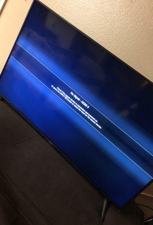 50 inch Vizio 4K smart tv for Sale in Rancho Cucamonga, CA