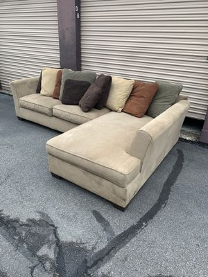 Like New Sectional - Local Delivery Available for Sale in Virginia Beach, VA