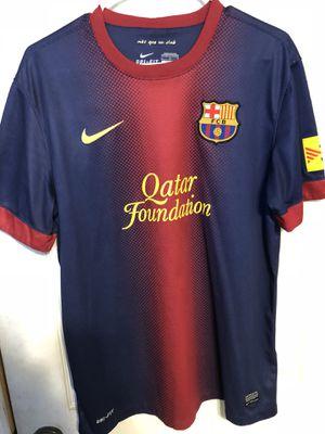 98892e5fa9c FC Barcelona soccer jersey for Sale in Chula Vista