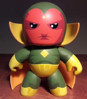 The Vision Action Figure marvel comics avengers toy for Sale in Marietta, GA