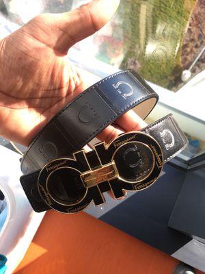 Designer Belt (34) Waist for Sale in Alexandria, VA