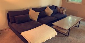 IKEA sofa & coffee table for Sale in Fresno, CA