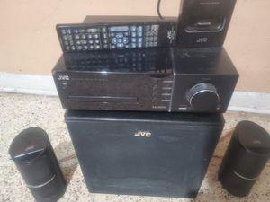 Jvc sonido teatro for Sale in Miami, FL