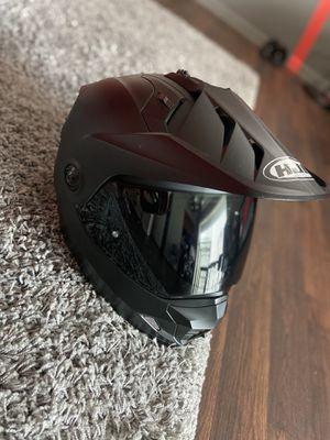 HJC DS-X1 Motorcycle Helmet BLACK MATTE Size M for Sale in Orlando, FL