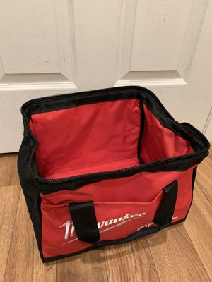 Milwaukee medium size tool bag. $20 firm for Sale in Bellevue, WA