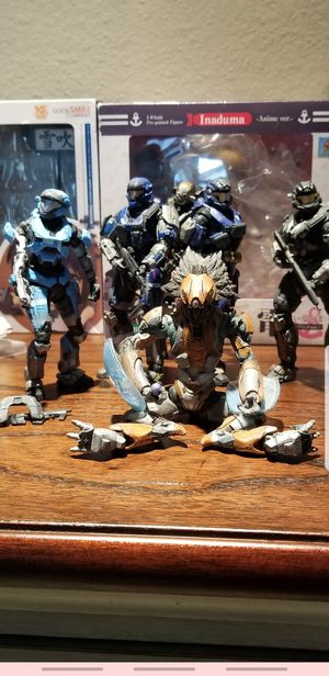 Halo Reach Figures for Sale in Anaheim, CA