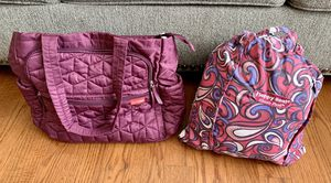 Skip Hop Diaper Bag and Floppy Seat seat cover for Sale in Raleigh, NC