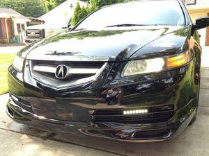 87k Miles Acura TL 2007 Black For Sale! for Sale in Richmond, VA