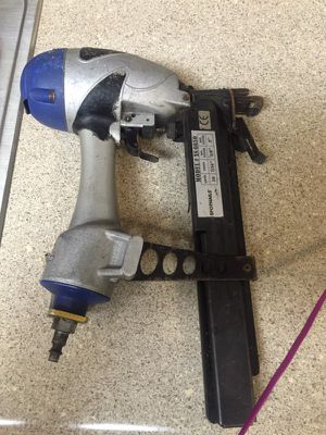 Nail gun works great for Sale in Randolph, MA