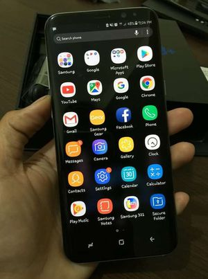 Samsung Galaxy s8 plus for Sale in Lake, MS