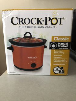 Crockpot Slow Cooker for Sale in Columbus,  OH