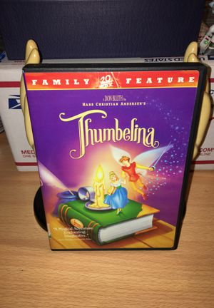 Thumbelina — DVD for Sale in Cerritos, CA