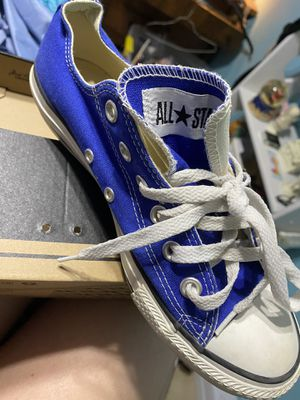 Blue Converse for Sale in Harrisonburg, VA