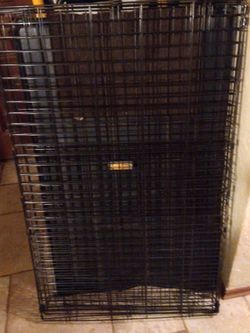 Dog Crates XL & MED for Sale in Norman,  OK