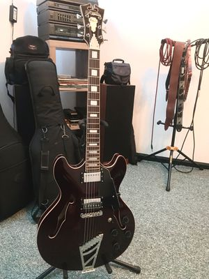 D'Angelico Premier DC Wine Red for Sale in Kennesaw, GA