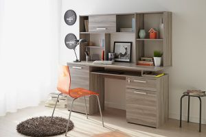 MINISTER DESK WITH UNIT for Sale in Weston, FL