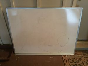 Dry erase board for Sale in Tampa, FL