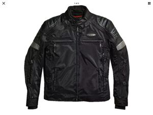 FXRG Harley Davidson Jacket ( not the Leather version) Size Large for Sale in Woodstock, GA