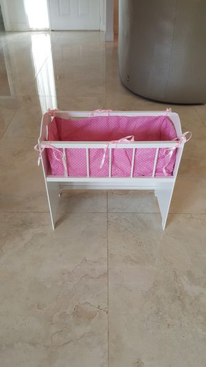 Toy baby crib for Sale in Wellington, FL