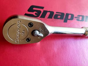Snap-on usa tools 1/2drive ratchet ask $65 for Sale in Pomona, CA