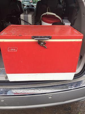 Vintage Coleman Cooler for Sale in Milton, PA