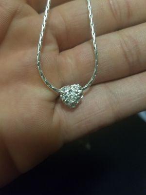 🔥🔥🔥DIAMOND HEART NECKLACE🔥🔥🔥 for Sale in Atlanta, GA