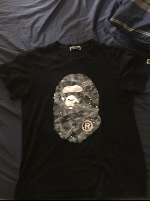 Bape Shirt sz M for Sale in Detroit, MI