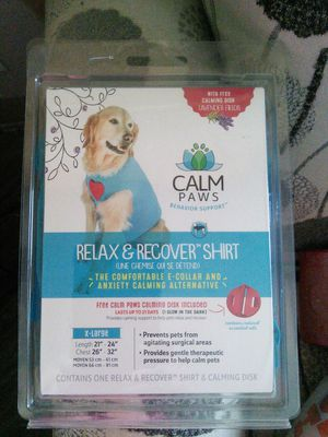 Relax and recover shirt for Sale in Chandler, AZ