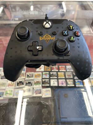 Xbox one wired Kingdom Hearts Controller for Sale in Houston, TX