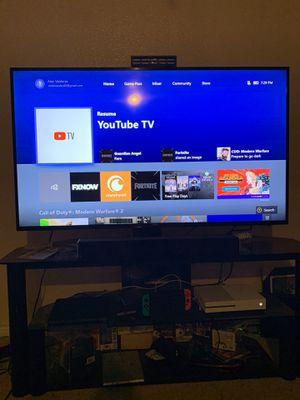 60 inch Samsung smart tv. 4K. for Sale in Arlington, TX