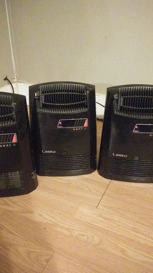 3 space heaters for Sale in Ward, AR