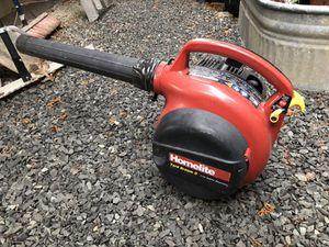 Great gas leaf blower - super blower for Sale in Kirkland, WA