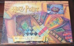 HARRY POTTER AND THE SORCERER'S STONE MYSTERY AT HOGWARTS BOARD GAME (SEE OTHER POSTS) for Sale in El Cajon, CA