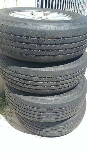 4 michelin tires for Sale in San Diego, CA
