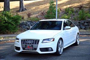 2010 Audi S4 for Sale in Tacoma, WA