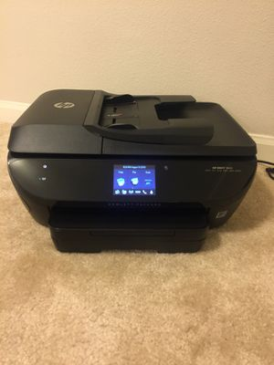 HP Envy 7640 Print Scan Fax Copy for Sale in Daphne, AL