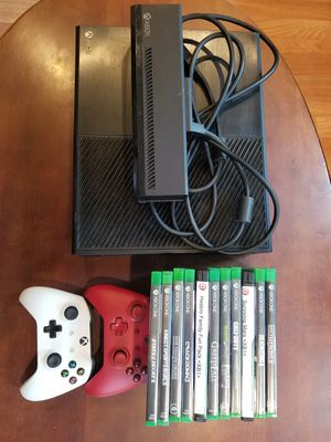 Xbox One/Kinect/Controllers/Games for Sale in South Corning, NY