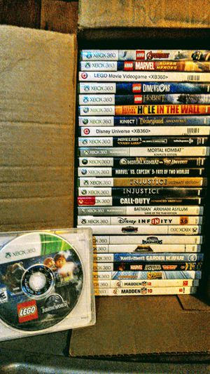 XBOX 360 Video Games for Sale in Chula Vista, CA