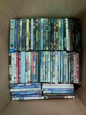 180+ DVD Lot - Good Condition - Comedy, Horror, Sci-Fi, Action - All Genres! for Sale in Long Beach, CA