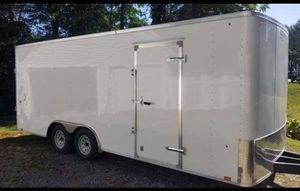 2018 LOOK ST85x20TE2 Car Trailer - Complete Package! for Sale in Grafton, MA