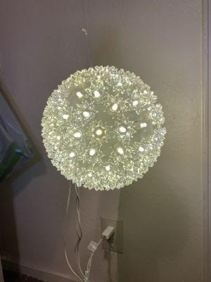 chandelier ball for Sale in Clovis, CA