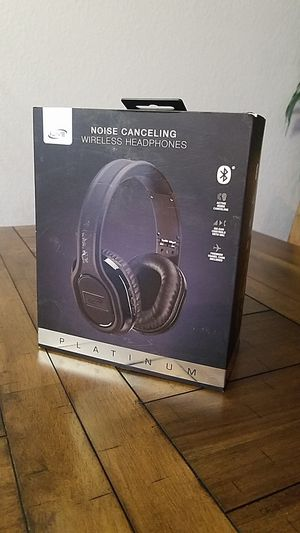 ILive noise cancelling wireless headphones for Sale in Corona, CA