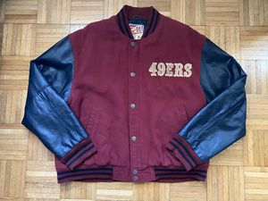 Vintage 49ers Jacket for Sale in Stockton, CA