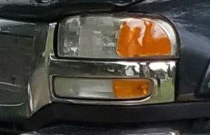 GMC Sierra headlights turn lights for Sale in US