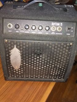Johnson Reptone 15 Guitar Amp. for Sale in Glendora,  CA