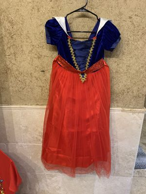New! Snow white Girls costume (8-10) for Sale in Arlington, TX