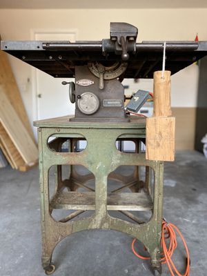 Table Saw Antique fully working for Sale in Orlando, FL