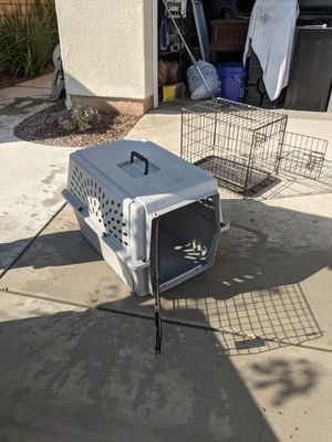 Small dog crate for Sale in Winchester, CA