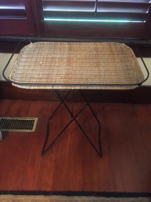 Small fold up table 23x15.5x2 feet for Sale in Graham, WA