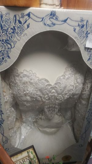 Beautiful wedding dress vintage for Sale in Holiday, FL